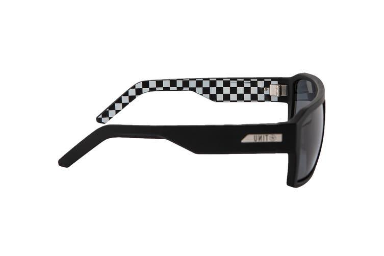 UNIT Men's Vault Sunglasses (Checker)