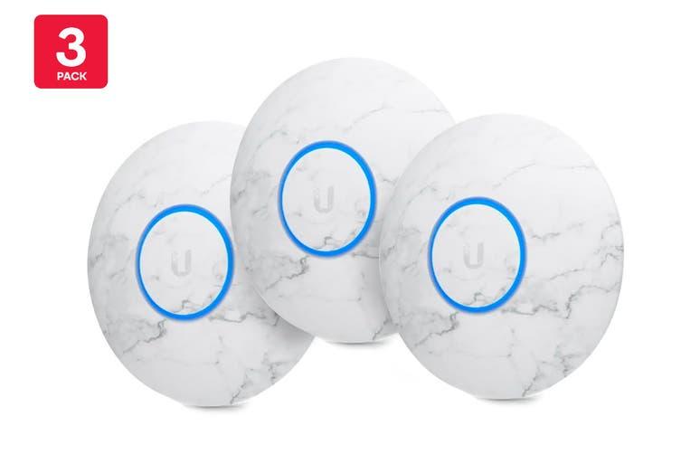 Ubiquiti UniFi nanoHD Skin - Marble, 3-Pack (NHD-COVER-MARB3)