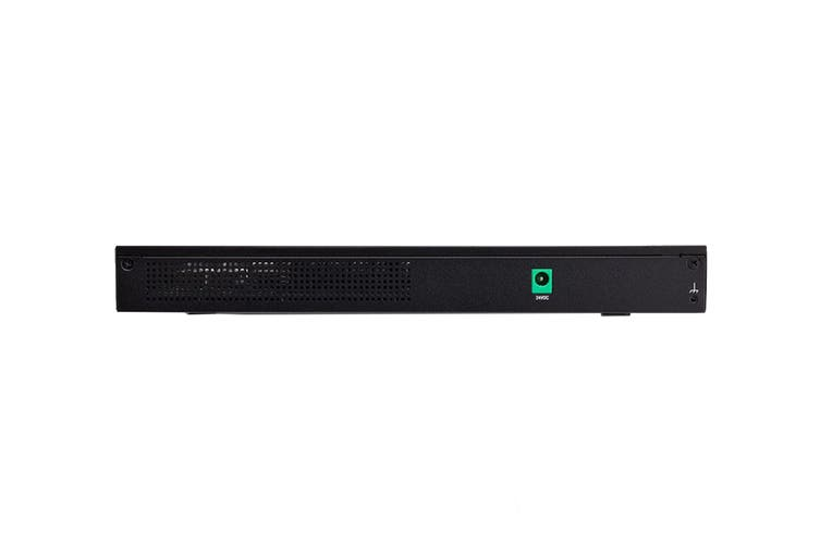 Ubiquiti EdgeRouter 12P - 10-Port Gigabit Router with PoE Output and 2 SFP Ports (ER-12P)
