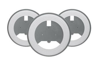 Ubiquiti UAP-NanoHD Recessed Ceiling Mount, 3-Pack