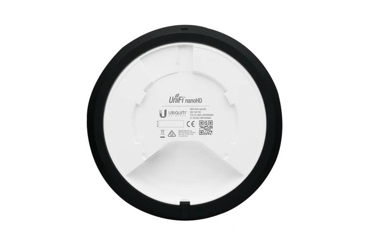 Ubiquiti UniFi NanoHD Hard Cover Skin Casing - Black Design (NHD-COVER-BLACK)