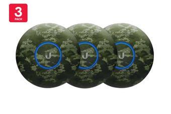 Ubiquiti UniFi NanoHD Hard Cover Skin Casing - Camo Design, 3-Pack (NHD-COVER-CAMO3)