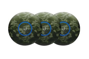 Ubiquiti UniFi NanoHD Hard Cover Skin Casing - Camo Design, 3-Pack