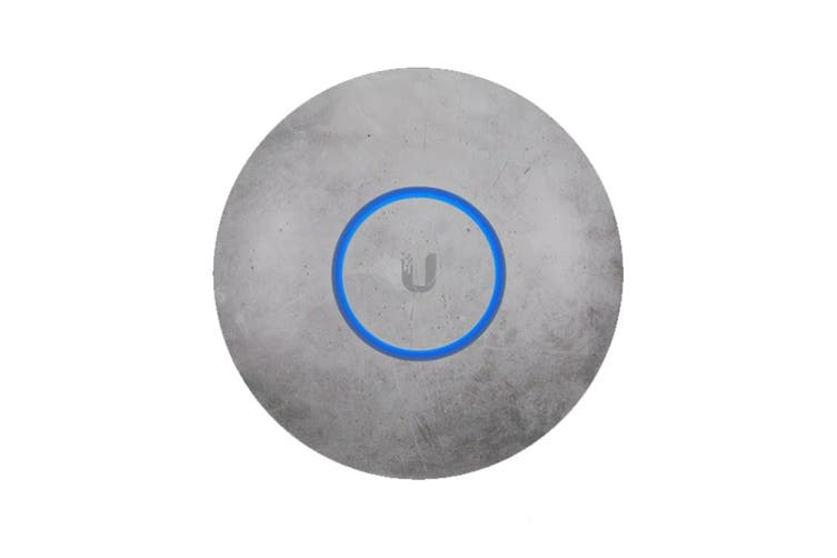 Ubiquiti UniFi NanoHD Hard Cover Skin Casing - Concrete Design, 3-Pack (NHD-COVER-CON3)