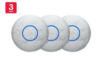 Ubiquiti UniFi NanoHD Hard Cover Skin Casing - Marble Design - 3-Pack (COVER-MARB3)
