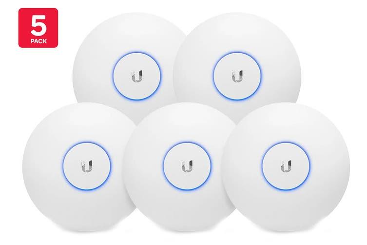 5-Pack Ubiquiti UniFi AP AC PRO5 Access Point  (UAP-AC-PRO-5)