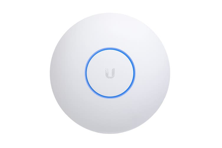 Ubiquiti UniFi Wave 2 Dual Band 802.11ac AP with Security & BLE (UAP-AC-SHD)