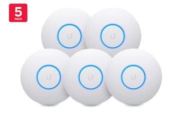 5- Pack Ubiquiti UniFi NanoHD Wireless Access Point  (UAP-NANOHD-5)