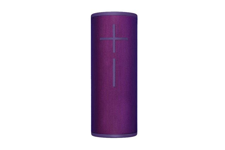 Ultimate Ears UE MEGABOOM 3 Portable Bluetooth Speaker (Ultraviolet Purple)