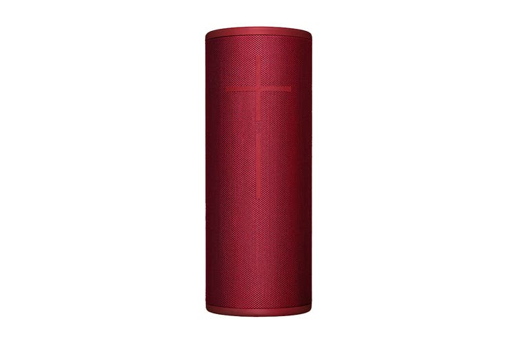 Ultimate Ears UE MEGABOOM 3 Portable Bluetooth Speaker (Sunset Red)