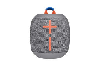 Ultimate Ears UE WONDERBOOM 2 Portable Bluetooth Speaker (Crushed Ice Grey)