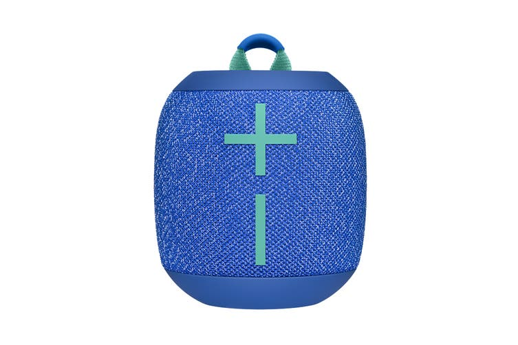 Ultimate Ears UE WONDERBOOM 2 Portable Bluetooth Speaker (Bermuda Blue)