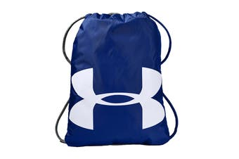 Under Armour Unisex Ozsee Sackpack (Royal/Graphite/White)