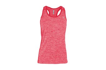 Under Armour Women's UA Tech Color Block Tank (Heather Pink)