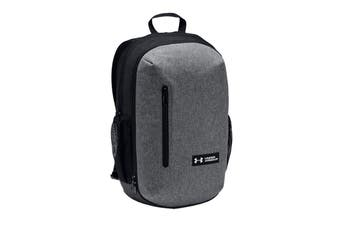 Under Armour Unisex Roland Backpack (Graphite Medium Heather/Black)