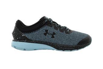 Under Armour Women's Charged Escape 3 Running Shoe (Black/Blue Haze/Blue Haze)