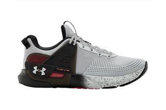 Under Armour Men's Hover Apex Running Shoe (Mod Gray/Black/Halo Gray)