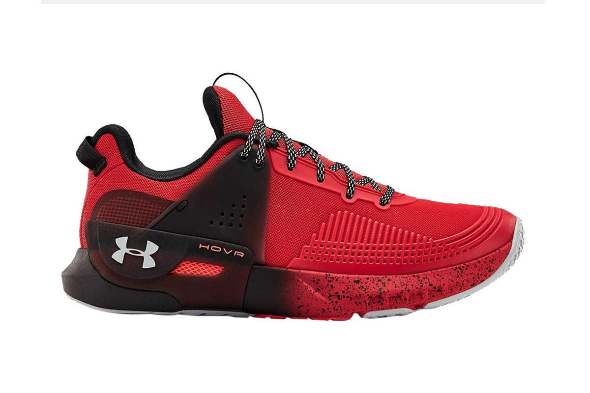 Hover Apex Running Shoe (Versa Red