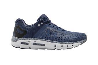 Under Armour Men's Hover Infinite 2 Running Shoe (Hushed Blue/Mod Gray/Blue Ink)