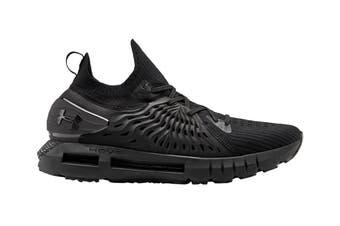 Under Armour Men's Hover Phantom Running Shoe (Black/Black/Black)