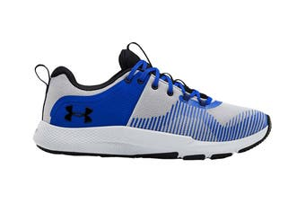 Under Armour Men's Charged Engage Running Shoe (Versa Blue/White/White)