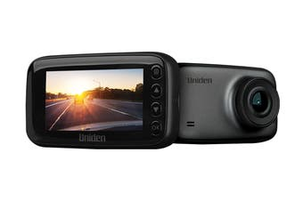 "Uniden 2K Smart Dash Cam with 2.7"" LCD Colour Screen (IGOCAM60)"