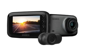 "Uniden 2.7K Smart Dash Cam with 2.7"" LCD Colour Screen (IGOCAM70R)"