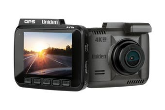 "Uniden 4K Smart Dash Cam with 2.4"" LCD Colour Screen (IGOCAM80)"