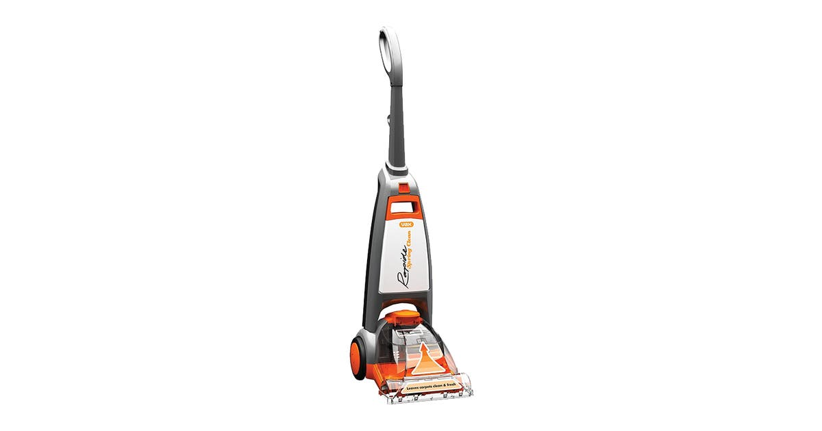Vax Rapide Spring Carpet Cleaner Matt Blatt