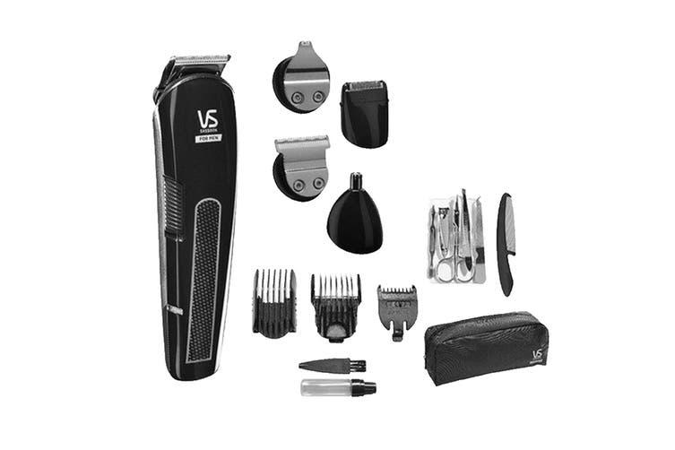 VS Sassoon Groom N Style Men Grooming Kit (VSM253GDA)