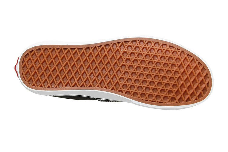 Vans Unisex Era Black Norm Shoe (Black, Size 10 US)