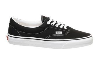 Vans Unisex Era Black Norm Shoe (Black, Size 6.5 US)