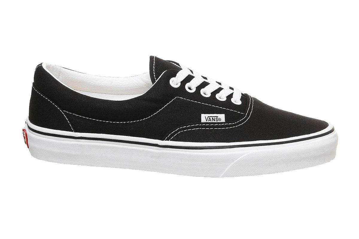 Vans Unisex Era Black Norm Shoe (Black