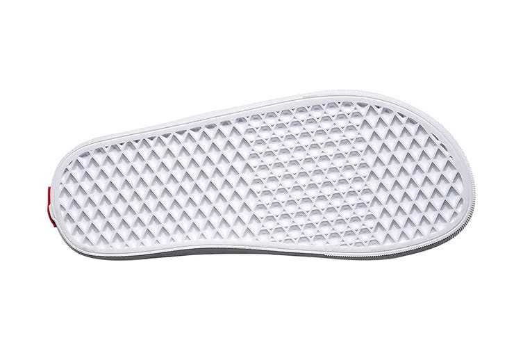 Vans Men's La Costa Lite Sandal (Black/White, Size 9 US)