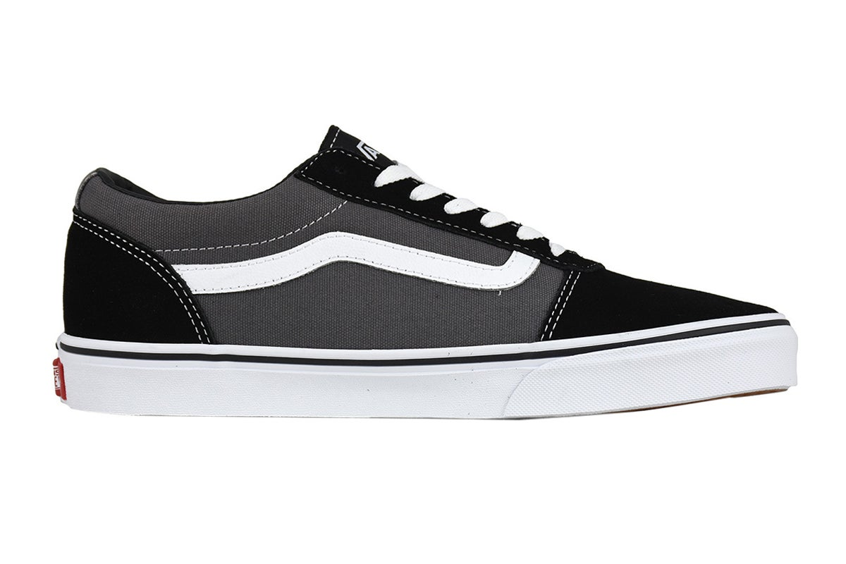 Vans Men's Ward Suede Canvas Shoe