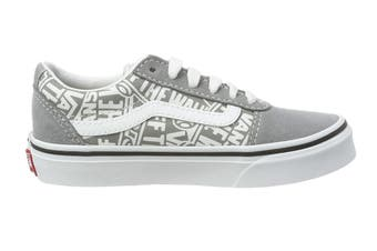 Vans Men's Ward OTW Repeat Shoe (Grey/Black, Size 10.5 US)