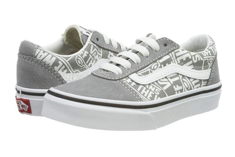 Vans Men's Ward OTW Repeat Shoe (Grey/Black, Size 10.5 US)