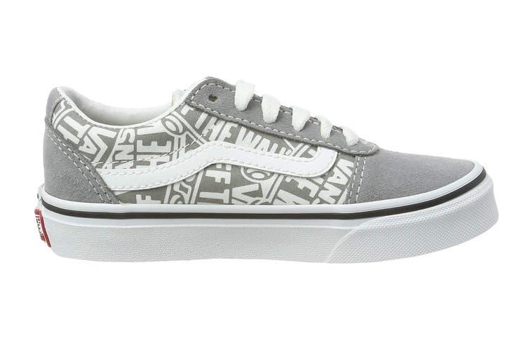 Vans Men's Ward OTW Repeat Shoe (Grey/Black, Size 7 US)