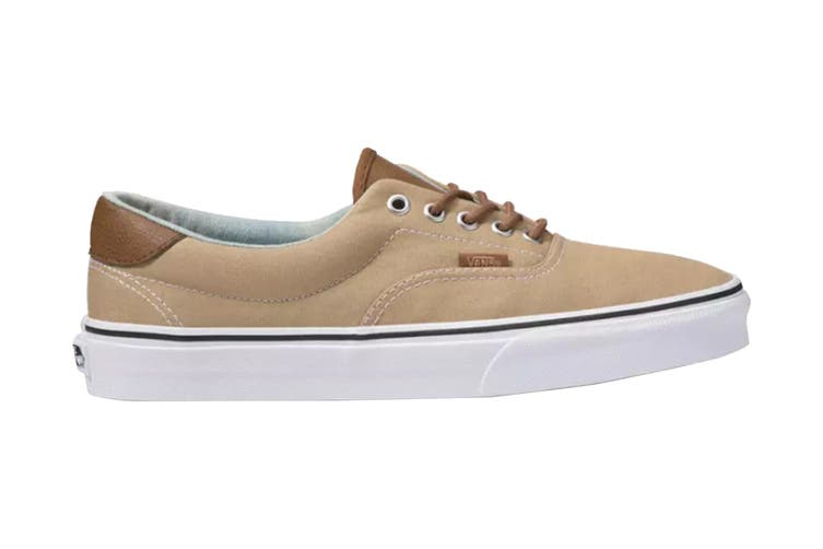 Vans Unisex Era 59 Shoe (Brown, Size 8 US)