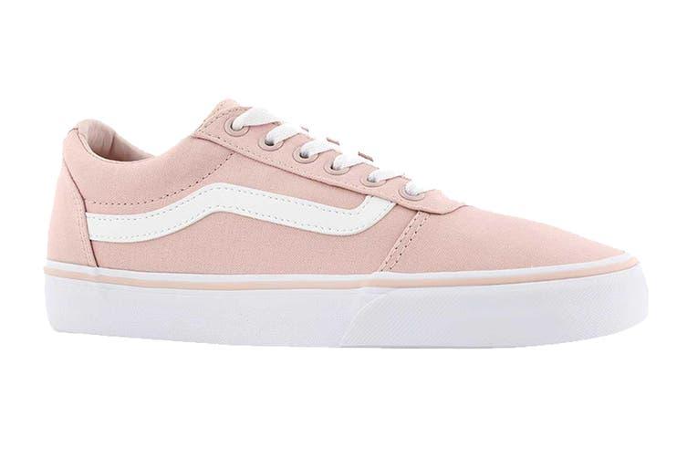Vans Women's Ward Canvas Shoe (Sepia Rose, Size 6 US)