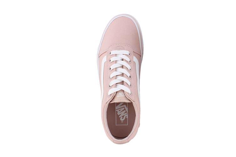 Vans Women's Ward Canvas Shoe (Sepia Rose, Size 7 US)