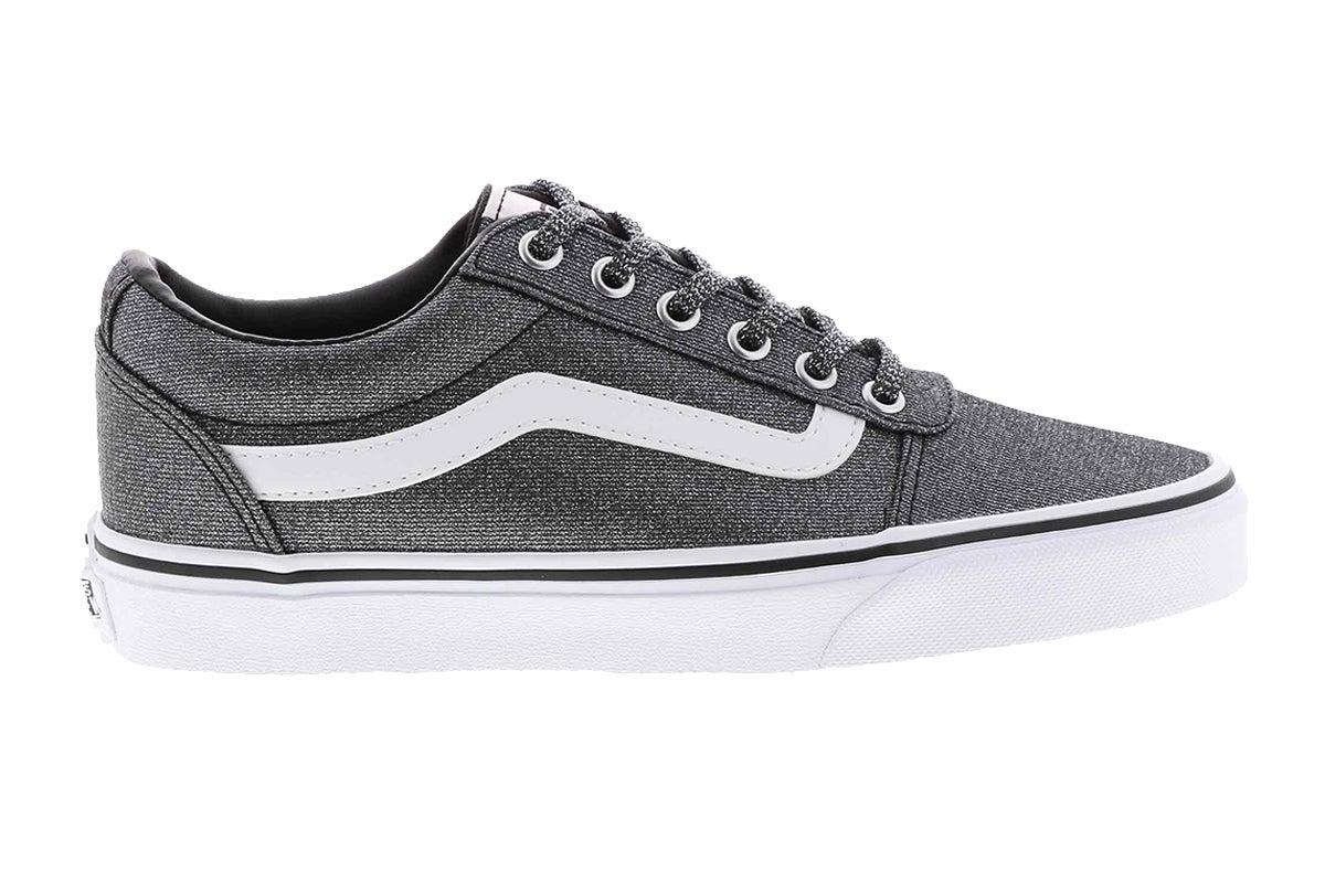 Vans Women's Ward Lurex Glitter Shoe