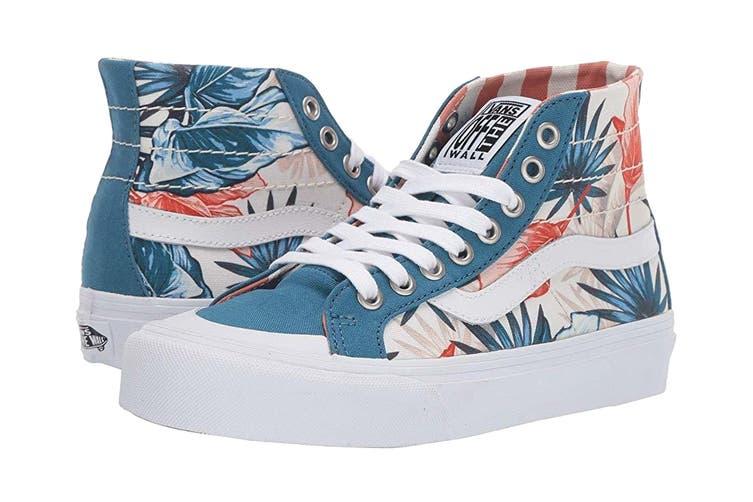 Vans Unisex SK8-Hi 138 Decon SF Shoe (Blue, Size 4.5 US)