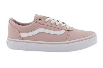 Vans Women's Ward Canvas Shoe (Sepia Rose)