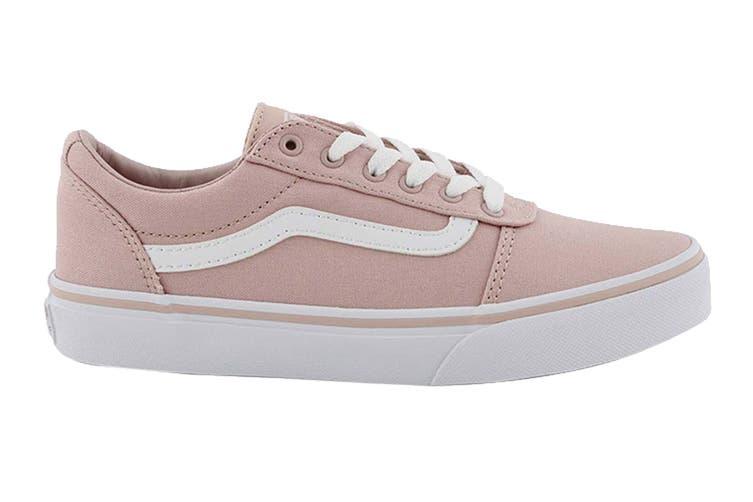 Vans Women's Ward Canvas Shoe (Sepia Rose, Size 4 US)