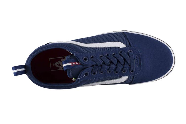 Vans Men's Ward ALT Closure Shoe (Blue/White, Size 9 US)