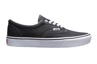 Vans Men's Comfycush Era Classic Shoe (Classic Black/True White)