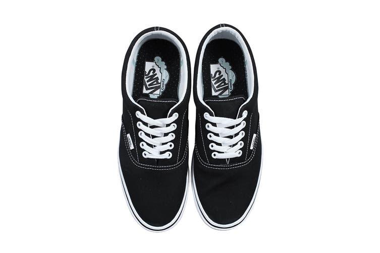 Vans Men's Comfycush Era Classic Shoe (Classic Black/True White, Size 9 US)