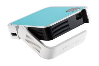 Viewsonic M1 Mini Plus LED Pocket Projector with JBL Speakers Bluetooth and USB-C Connectivity