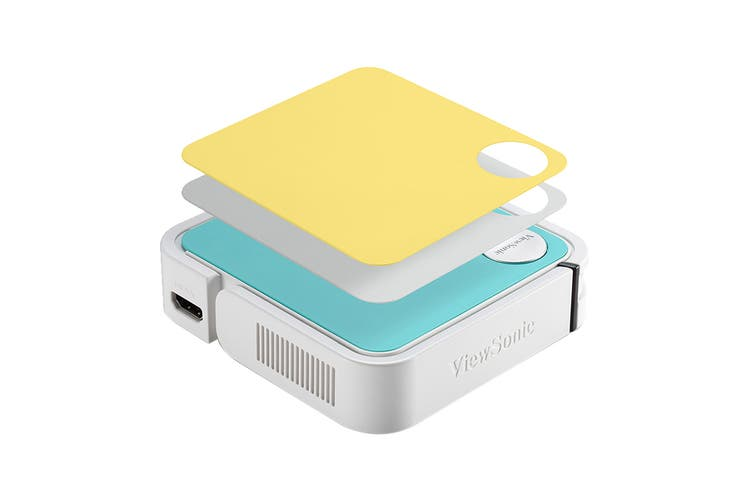 Viewsonic LED Pocket Projector with JBL Speakers  (M1MINI)